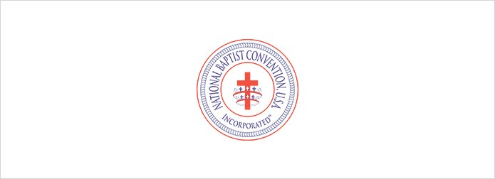 National Baptist Convention logo on white background